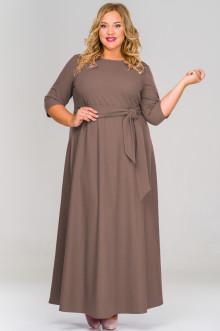 Платье 1518408 ЛаТэ (Кофе)