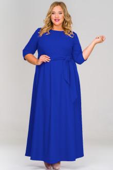 Платье 1518405 ЛаТэ (Васильковый)