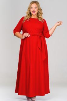 Платье 1518403 ЛаТэ (Красный)