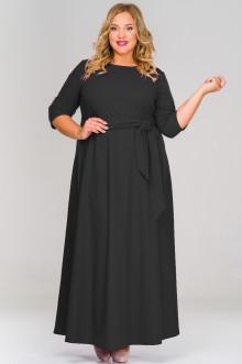 Платье 1518401 ЛаТэ (Черный)
