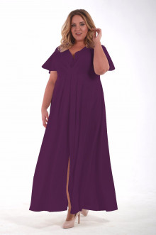 Платье 1111204 ЛаТэ (Бургунди)