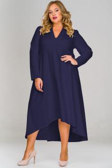 Платье 1517302 ЛаТэ (Темно-синий)