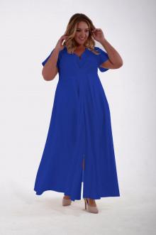 Платье 1111202 ЛаТэ (Васильковый)