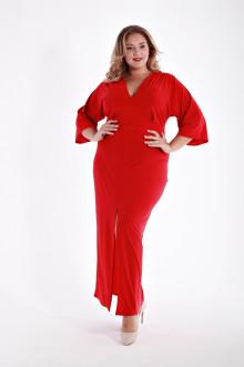Платье 1213304 ЛаТэ (Красный)