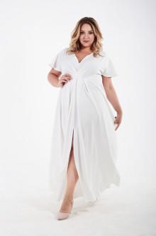 Платье 1111201 ЛаТэ (Белый)