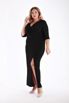 Платье 1213201 ЛаТэ (Черный)