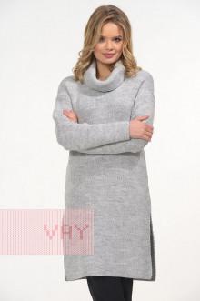 """Туника """"Фемина"""" 4569 (Светло-серый)"""