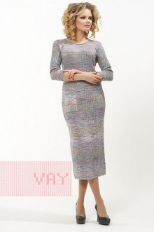 Платье женское 2310 Фемина (Опал)